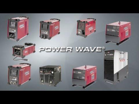 Power Wave® Advanced Process Welders