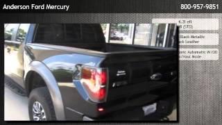 2013 Ford F-150 4WD SuperCab 5-1/2 Ft Box SVT Raptor  - Houston