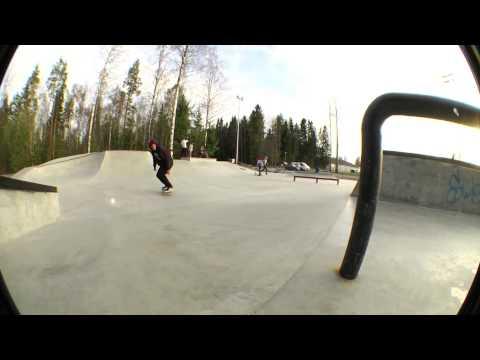Fallen Finland * Gone Skating #1 * Hyvinkää