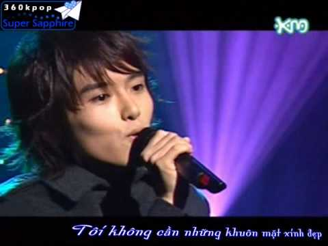 [Vietsub Live] Honesty - Super Junior Ryeo Wook