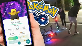 Pokémon Go feat. Nadeshot Nearly Dying by CaptainSparklez