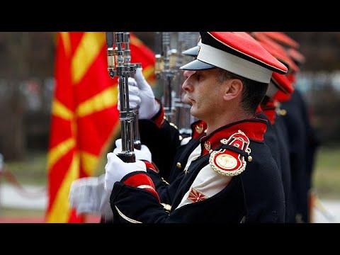 ΝΑΤΟ: Υπογράφεται το πρωτόκολλο ένταξης της ΠΓΔΜ