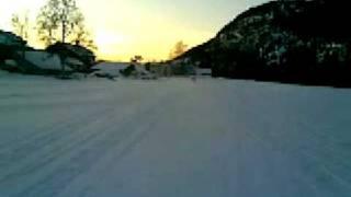 6. Ski-Doo MXZX 1200 VERY FAST