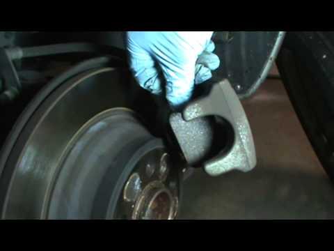 Volvo S80 Rear Brakes
