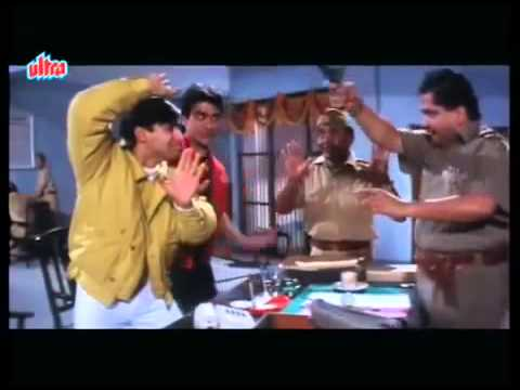 Video Andaz Apna Apna Comedy Scene Aamir Khan and Salman Khan in Police Station      Comedy Week download in MP3, 3GP, MP4, WEBM, AVI, FLV January 2017