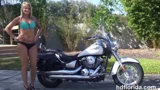 10. Used 2009 Kawasaki Vulcan Classic LT Motorcycles for Sale in Orlando FL