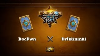 Docpwn vs DrJikininki, game 1