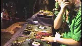 DJ Shadow and Cut Chemist - Live @ FREEZE 2000