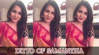 Video Ashu Reddy Cute Dubsmash || Same Like Samantha || Girls Dubsmash Telugu MP3, 3GP, MP4, WEBM, AVI, FLV April 2019