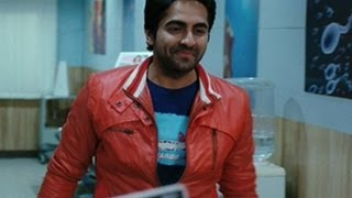 Ayushmann agrees to donate Sperm - Vicky Donor