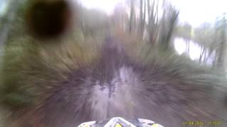 7. Kawasaki kx 85 2011 test Camera Sportcam Full hd 1080p 12 mpx.