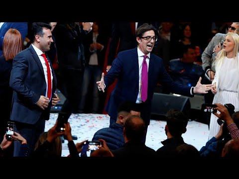 Οι υποψήφιοι πρόεδροι της Β. Μακεδονίας