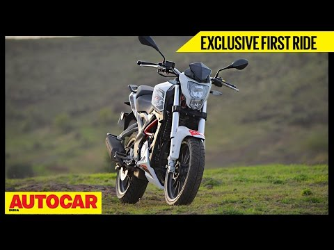 Benelli TNT 25 | Exclusive First Ride | Autocar India