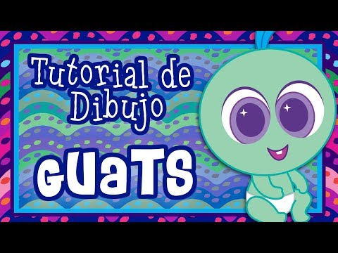 Guats - Tutorial Dibujo - Distroller