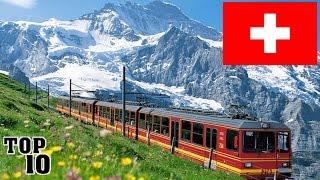 SUBSCRIBE TO MOSTAMAZINGTOP10- https://www.youtube.com/channel/UCBINYCmwE29fBXCpUI8DgTA Switzerland has a...