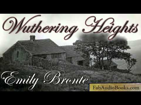 WUTHERING HEIGHTS - Part 1 of Wuthering Heights by Emily Bronte - Unabridged audiobook - FAB