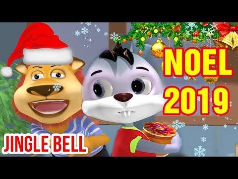 Nhạc Jingle Bell Vui Nhộn Hay Nhất 2019 - Nhạc Giáng Sinh Thiếu Nhi Sôi Động, Nhạc Noel Vui Nhất - Thời lượng: 56:23.
