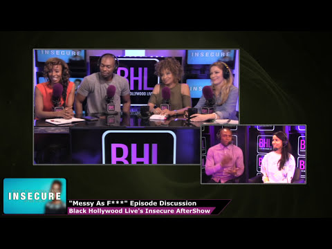 Insecure Season 1 Episode 2 Review w/ Ben Cory Jones & Sujata Day | Black Hollywood Live