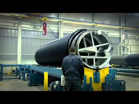 Krah Pipes Production process