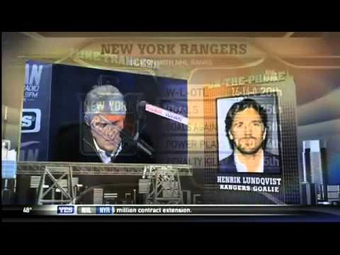 Video: Mike's On: Henrik Lundqvist