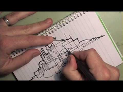 architect - Learn design with Doug Patt at his live virtual webcam studio. http://howtoarchitect.com/designstudio Part 1 in a five part series talking about whether draw...