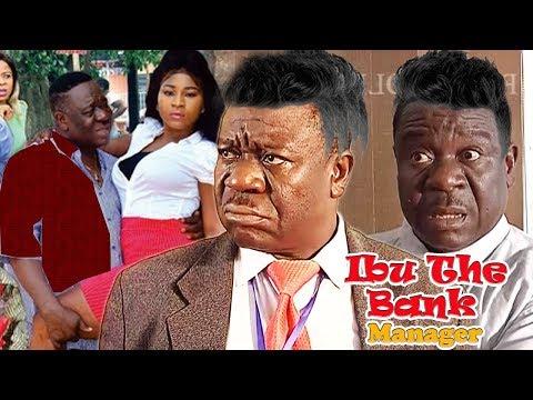Ibu The Bank Manager -  Mr Ibu Latest Nollywood Movies.