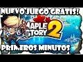 Nuevo Juego Gratis: Primeros Minutos Maplestory 2 Gamep