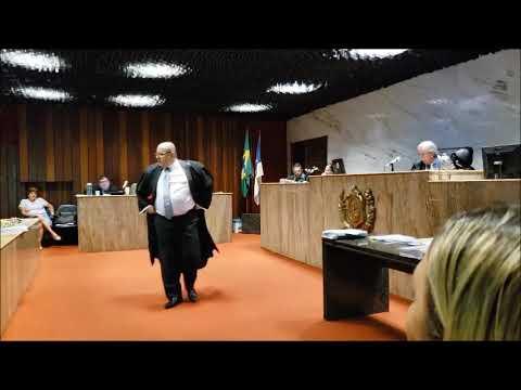 Debates: Tribunal do Júri de Recife. Canibais de Garanhuns. Ércio Quaresma Firpe.