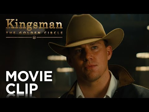 Kingsman: The Golden Circle (Clip 'That Dog Don't Hunt')