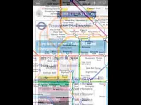 Video of London Transport Planner