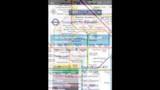 London Transport Planner YouTube video