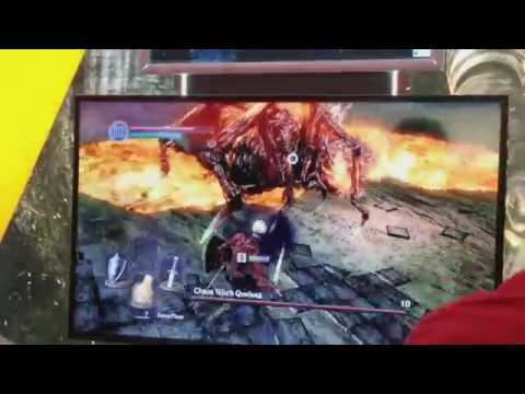 PAX East: Dark Souls Remastered Nintendo SWITCH Blighttown Gameplay