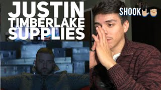 Video Justin Timberlake- Supplies (Music Video)| Reaction MP3, 3GP, MP4, WEBM, AVI, FLV Januari 2018