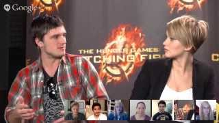 Nonton The Hunger Games  Catching Fire   Global Google  Hangout Film Subtitle Indonesia Streaming Movie Download