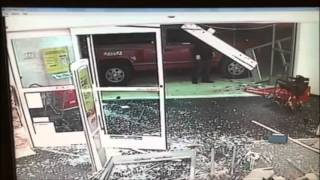 Video of the break in and attempted theft of an ATM at the CVS Pharmacy on the corner of Richmond and Robison roads.