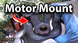 10. How to Replace a Motor Mount in Your Car