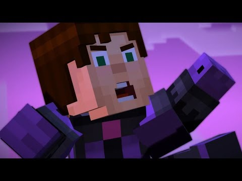 A Man Who Hates Bad Writing Plays Minecraft Story Mode: Episode 5