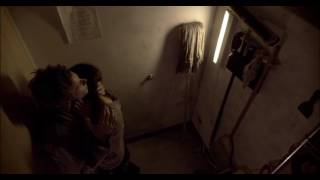 Premature love! Kiss in the restroom!