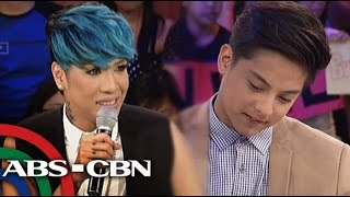 Video Why is Daniel upset with Vice Ganda? MP3, 3GP, MP4, WEBM, AVI, FLV Mei 2018