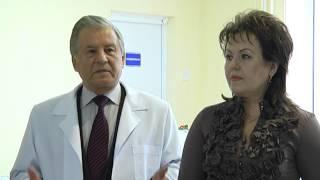 Нове обладнання ЛОР-відділення міської лікарні №4 18.01.2017