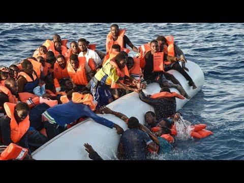 Επιμένει η μεταναστευτική πίεση στην ΕΕ