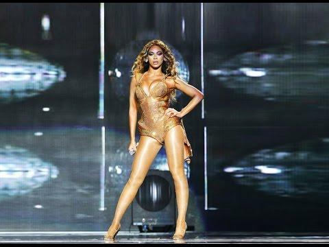 Beyonce fierce CATWALK