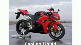 9. 2010 Honda CBR 600RR C-ABS - Details