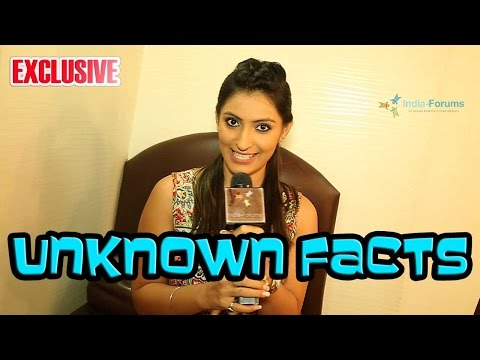 Shivangi Verma shares her 11 not known facts
