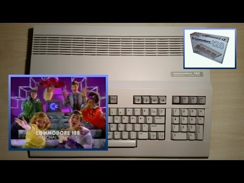 #5 Commodore 128