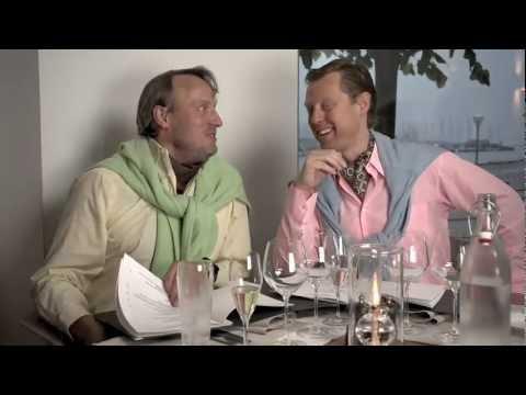 Kampagnefilm med Fritz og Poul