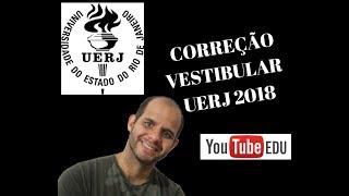 Apresentamos aqui neste vídeo a correção da prova da Uerj....Parabéns aos alunos e à comissão do vestibular....
