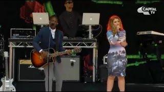 "Video Labrinth ft. Ella Henderson - ""Beneath Your Beautiful"" Capital FM Summertime Ball (9th June) MP3, 3GP, MP4, WEBM, AVI, FLV Juni 2018"