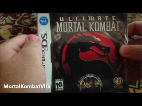 ultimate mortal kombat nintendo ds game