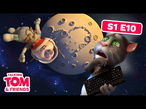 Video Talking Tom and Friends - Man on the Moon 2 (Season 1 Episode 10) download in MP3, 3GP, MP4, WEBM, AVI, FLV January 2017